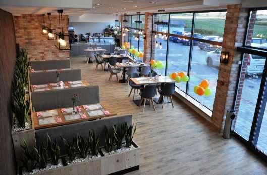 Otwarcie Restauracji Pietraszówka